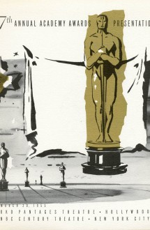 27th Academy Awards (program)
