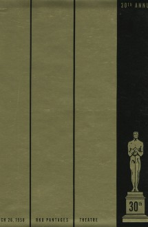 30th Academy Awards (program)
