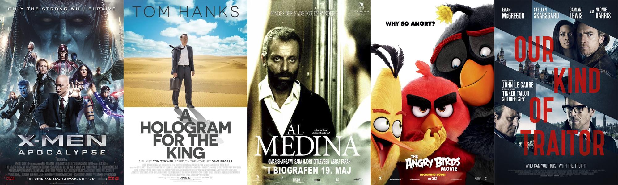 Cinemajour 3 film