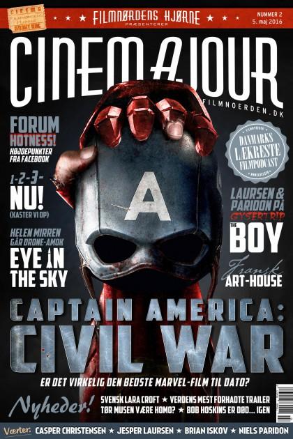 Cinemajour nr. 2 - Filmnyheder og anmeldelser