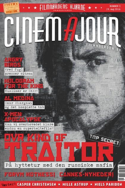 Cinemajour nr. 3 - Filmnyheder og anmeldelser