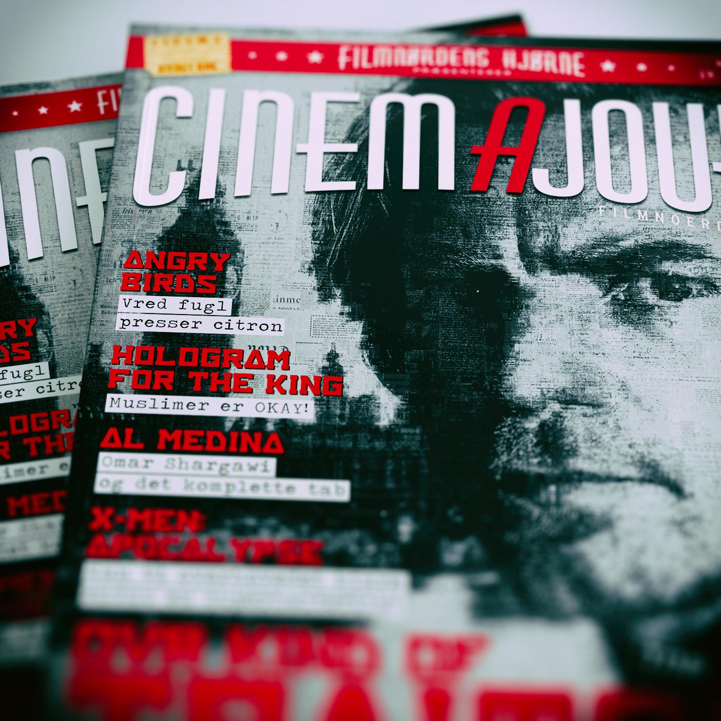 Magazine Mockup 9 - Infinity - originalmockups.com