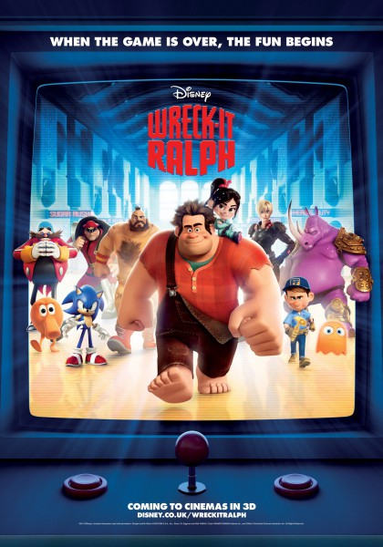 Wreck-It Ralph / Vilde Rolf (2012)