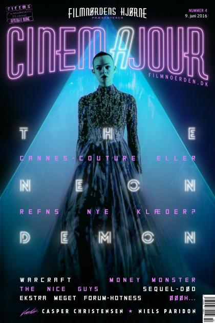 Cinemajour nr. 4 – Filmnyheder og anmeldelser