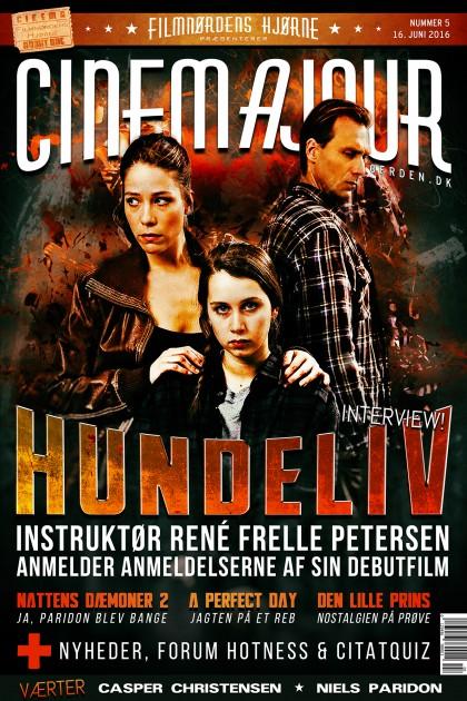 Cinemajour nr. 5 – Filmnyheder og anmeldelser