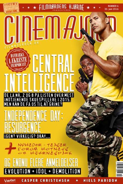 Cinemajour nr. 6 – Filmnyheder og anmeldelser