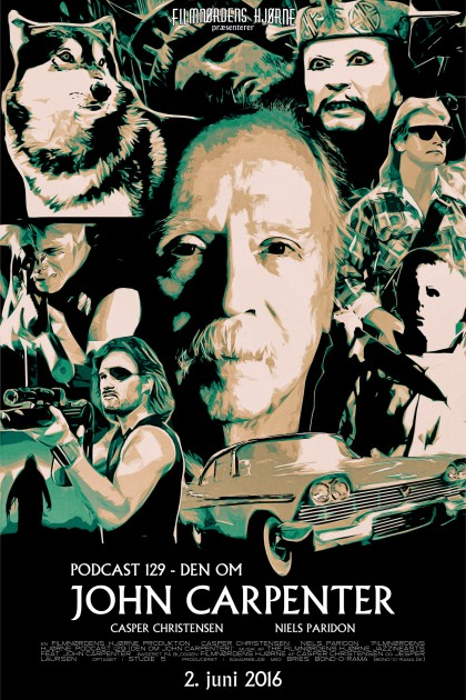 Podcast 129 (Den om John Carpenter...)