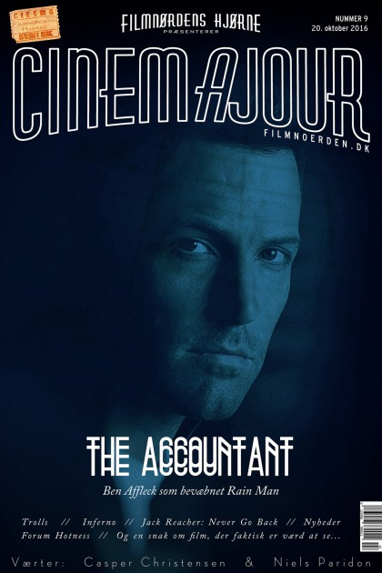 Cinemajour nr. 9 – Filmnyheder og anmeldelser
