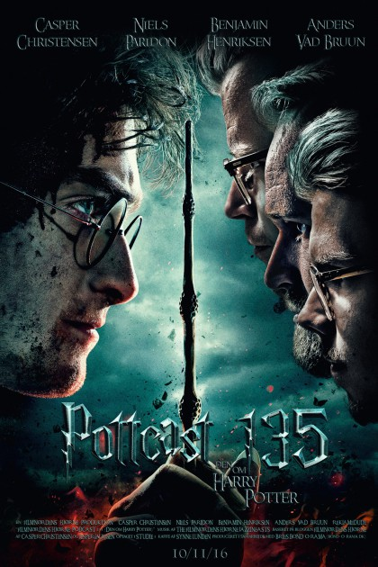 Podcast 135 (Den om Harry Potter...)