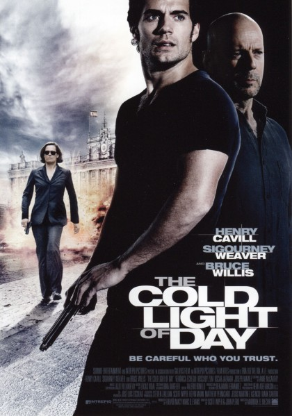 Cold Light Of Day (2012)