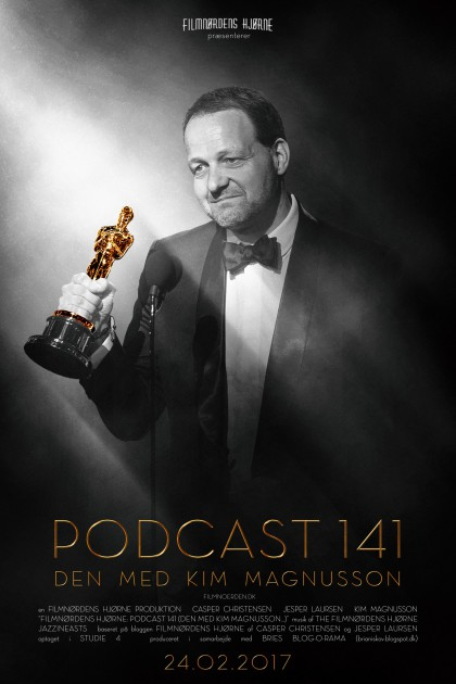 Podcast 141 (Den med Kim Magnusson...)