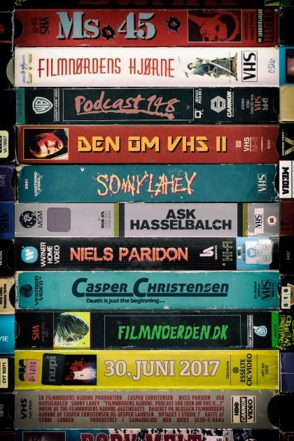 Podcast 148 (Den om VHS II...)