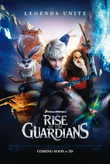 Rise of the Guardians / De eventyrlige vogtere (2012)