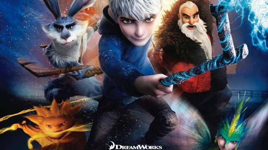 Rise of the Guardians / De eventyrlige vogtere (2012)