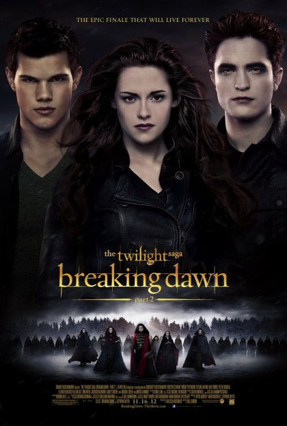 The Twilight Saga: Breaking Dawn - part 2 / Twilight Saga: Breaking Dawn - Del 2 (2012)