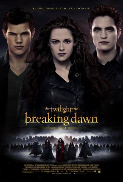 The Twilight Saga: Breaking Dawn - part 2 / Twilight Saga: Breaking Dawn - Del 2 (2012)