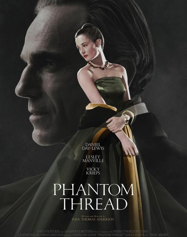 Anmeldelse: Phantom Thread