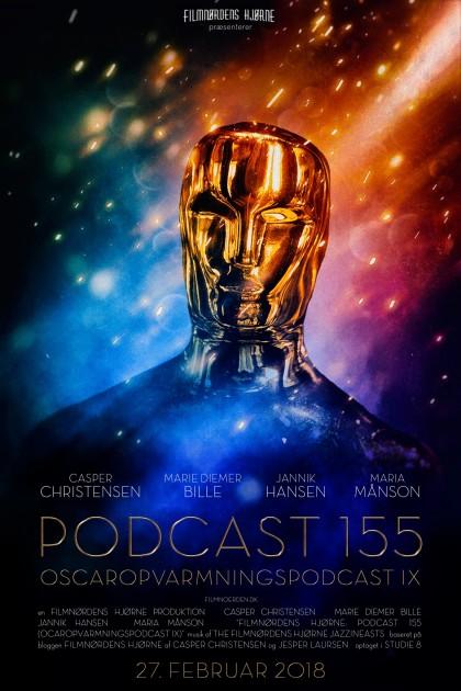 Podcast 155 (Oscaropvarmningspodcast IX)