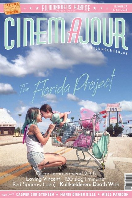 Cinemajour nr. 29 (The Florida Project, Loving Vincent, 120 BPM, m.m.)