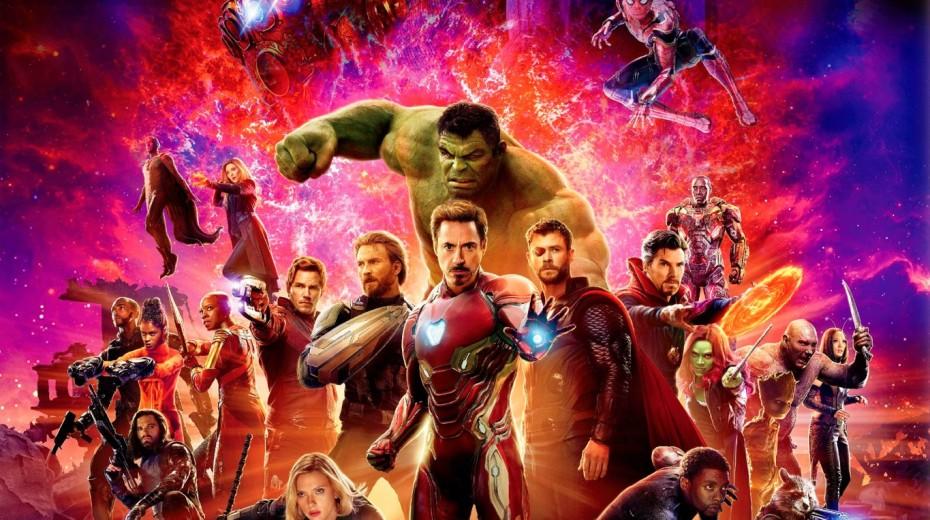 Cinemajour nr. 31 (Avengers: Infinity War, Utøya 22. juli, Lady Bird, A Quiet Place, m.m.)