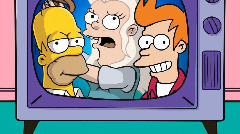 Podcast 163 (Den om Matt Groening...)