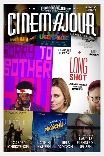 Cinemajour nr. 43 (Long Shot, Sorry to Bother You, Pokémon Detective Pikachu, m.m.)