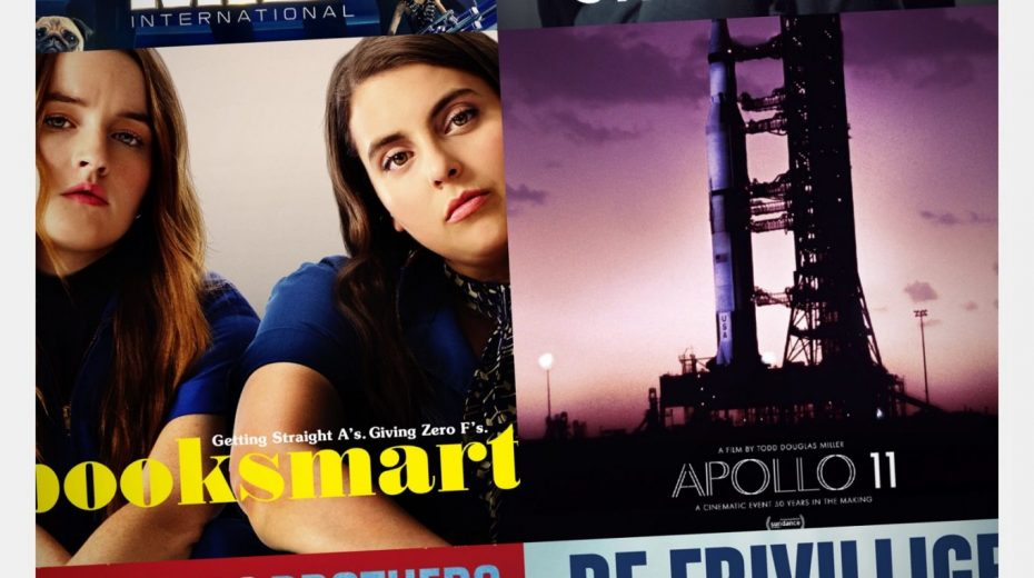 Cinemajour nr. 46 (Booksmart, The Sisters Brothers, Men in Black: International, Apollo 11, m.m.)