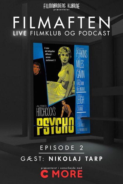 Filmaften 2 - Psycho