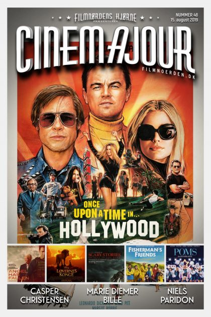 Cinemajour nr. 48 (Once Upon a Time in Hollywood, m.m.)
