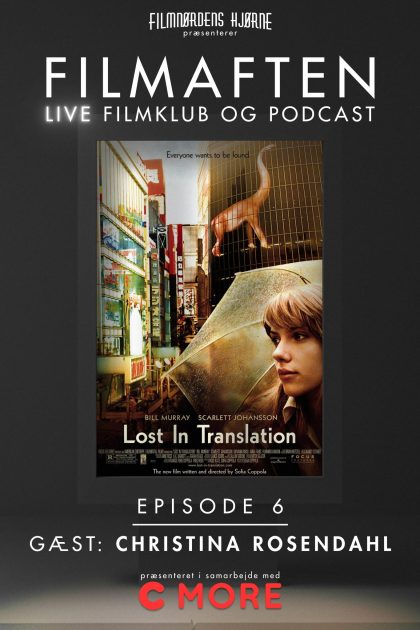 Filmaften 6 - Lost in Translation