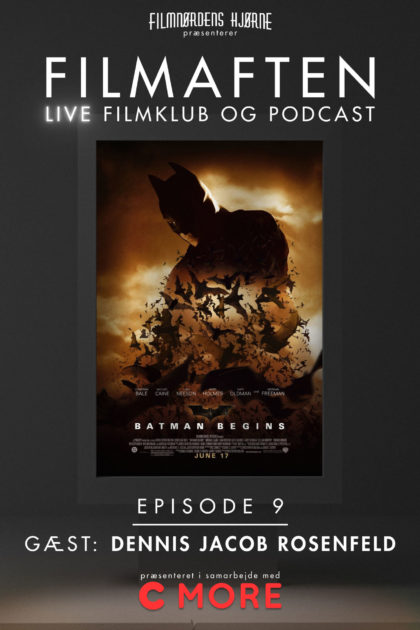 Filmaften 9 - Batman Begins