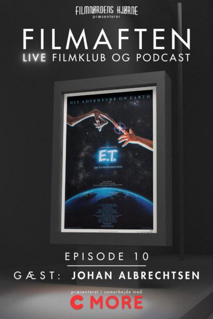 Filmaften 10 - E.T. the Extra-Terrestrial