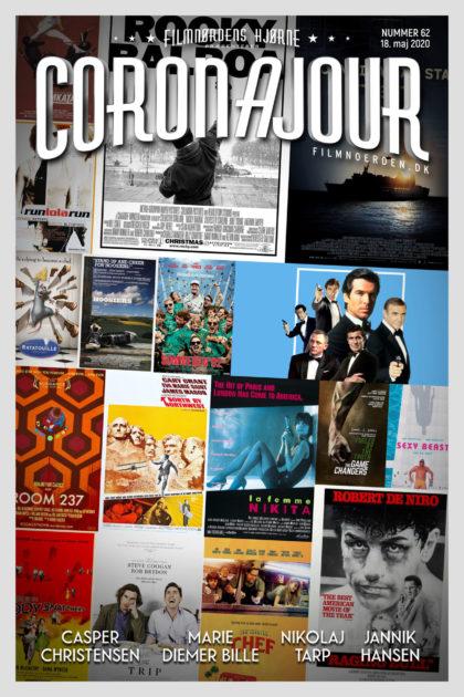 Coronajour 62 (Karantæne-kuller og streaming-terapi - Del 2)