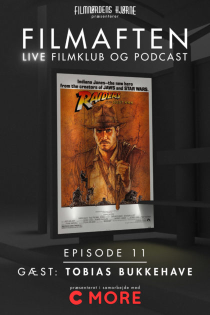 Filmaften 11 - Raiders of the Lost Ark