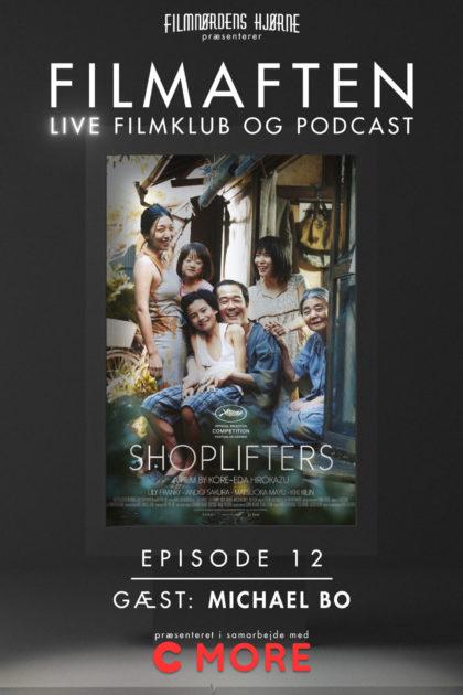 Filmaften 12 - Shoplifters