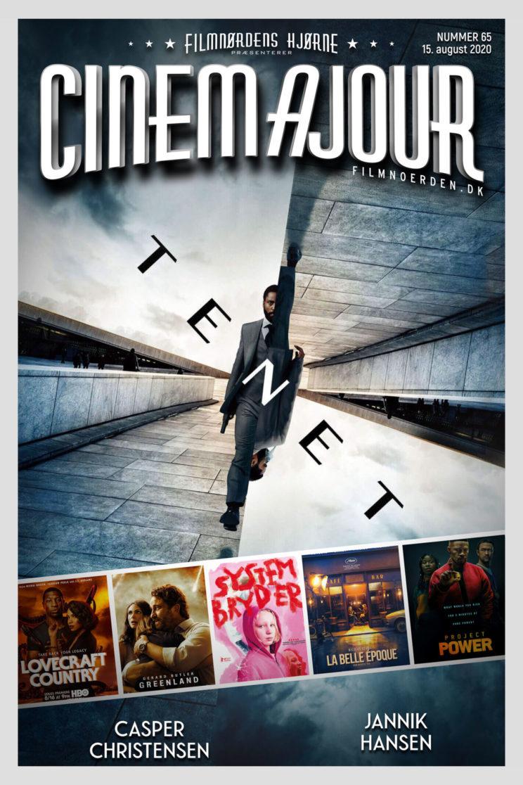 Cinemajour 65 (Tenet, Project Power, m.m.)