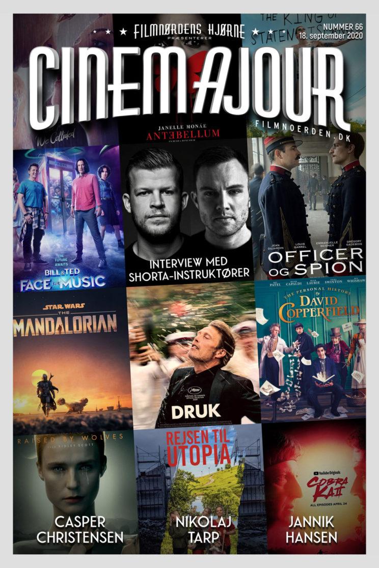 Cinemajour 66 (Druk, The Mandalorian, Officer og spion, Raised by Wolves, m.m.)