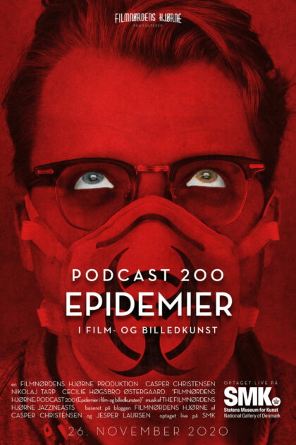 Podcast 200 (Epidemier i film- og billedkunsten)
