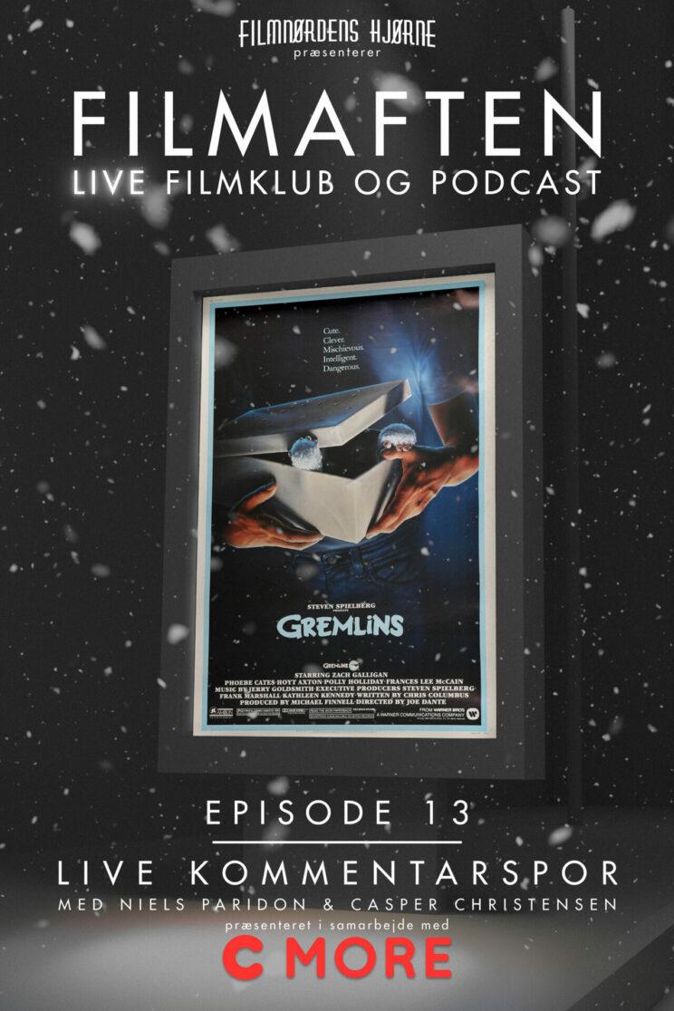 Filmaften 13 – Gremlins