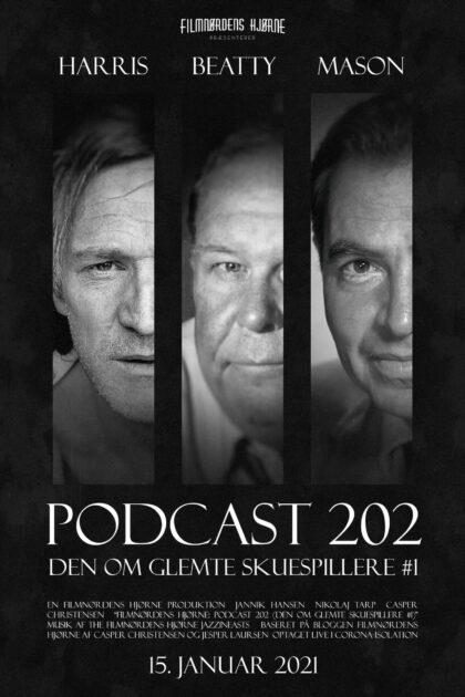 Podcast 202 (Den om glemte skuespillere #1)
