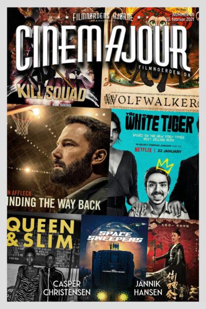 Cinemajour 69 (The Way Back, Queen & Slim, Wolfwalkers, Space Sweepers, m.m.)