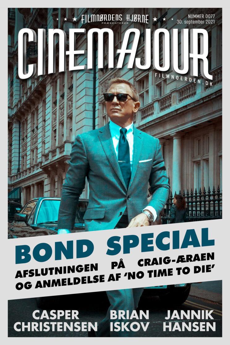 Cinemajour 0077 (Bond-special: No Time to Die)