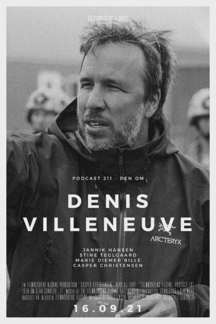 Podcast 211 (Den om Denis Villeneuve...)